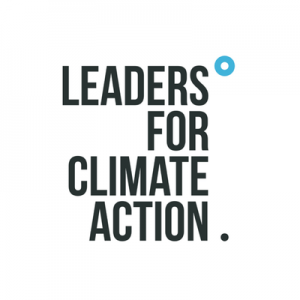 Logo Leaders for Climate Action