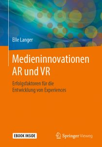 Elle Langer: Medieninnovationen AR und VR