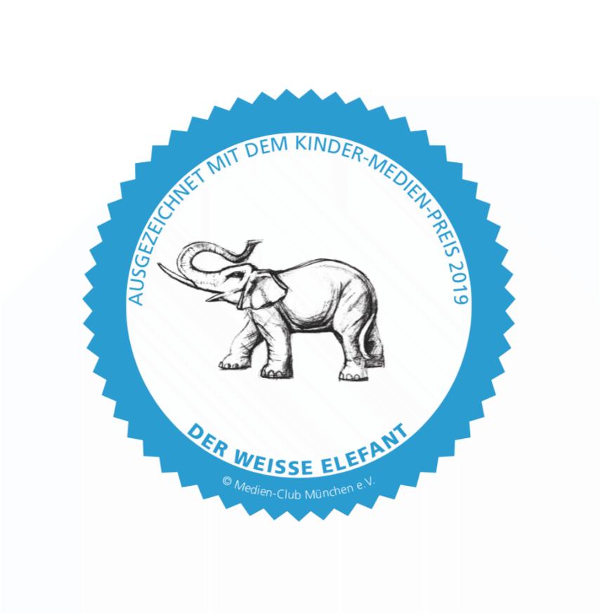 Logo Der Weisse Elefant