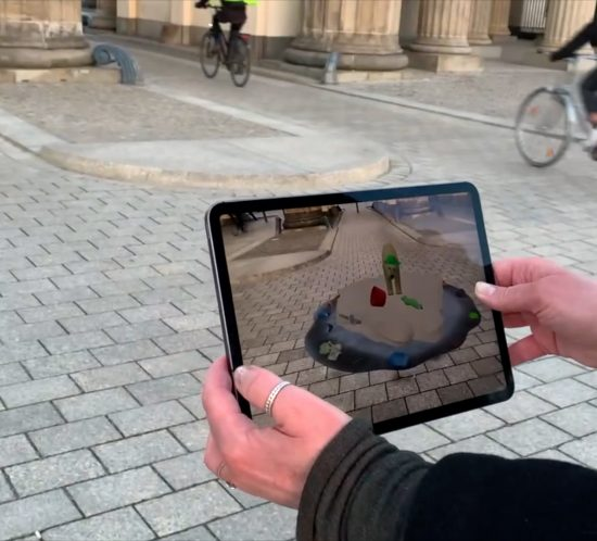 Augmented Reality Story